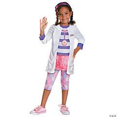 Girl's Classic Doc McStuffins Costume