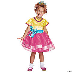 Girl's Classic Fancy Nancy Costume