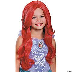 Girl's Deluxe Ariel Wig