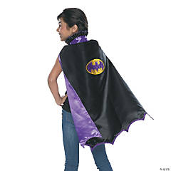 Girls' Deluxe Batgirl™ Cape