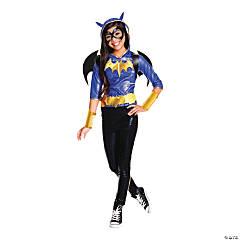 Girl's Deluxe Batgirl Halloween Costume