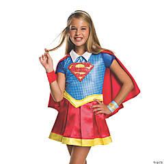 Girl's Deluxe DC™ Superhero Girls Supergirl Costume