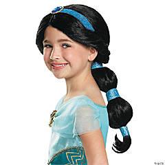 Girl's Deluxe Jasmine Wig