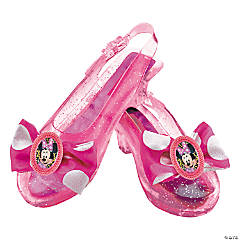 Girl's Minnie Mouse Shoes
