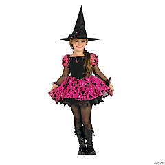 Girl's Moonlight Magic Witch Costume from Oriental Trading