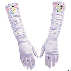 Girl's Princess Full-Length Gloves