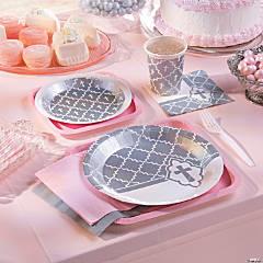 Girls' Religious Celebration Tableware