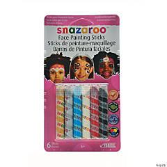 Girl's Snazaroo Face Painting Sticks Sets