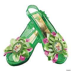 Girl's Tinker Bell Sparkle Shoes