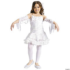 Girl's Tutu Mummy Costume