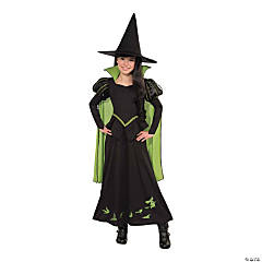 Girl's Wizard of Oz™ Wicked Witch of the West Costume