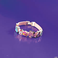 Girly Slide Charm Bracelet Idea