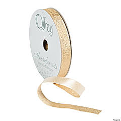 Glitter Gold Ribbon - 5/8