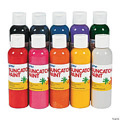 Glitter Suncatcher Paint Set