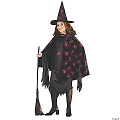 Glitter Witch Small Girl's Costume