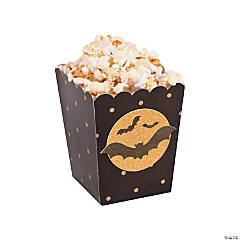 Glitz-O-Ween Popcorn Boxes