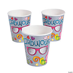 Glitzy Chicks™ Cups