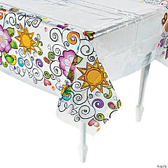 Glitzy Chicks™ Tablecloth