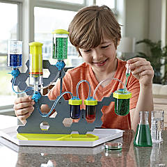 Glow-In-The-Dark Secret Formula Lab with FREE Gift