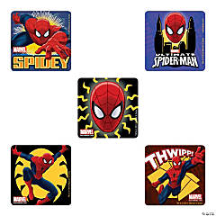 Glow-in-the-Dark Spider-Man Stickers