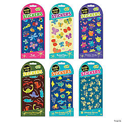 Glow-In-The-Dark Sticker Set