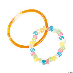 Glow Jewelry Bracelet Craft Kit