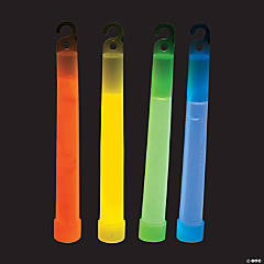 Glow Stick Refills for Glow-in-the-Dark Beach Balls