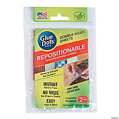 Glue Dots® Repositionable Sheets