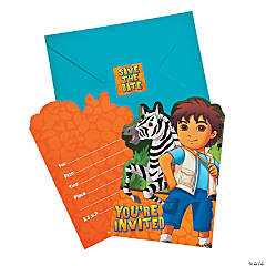 Go Diego Go!™ Diego's Rescue Invitations