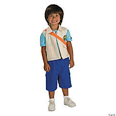 Go Diego Go Standard Toddler Boy's Costume