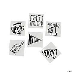 Go Team Tattoos - White