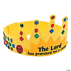 God Has Promised Me a Crown Craft Kit