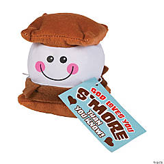God Loves You S'more Plush Toys