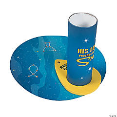 God's Galaxy VBS Constellation Wheel Craft Kit