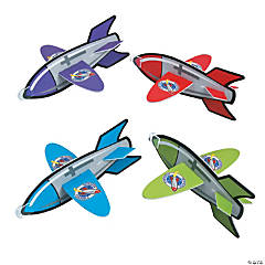 God's Galaxy VBS Rocket Gliders
