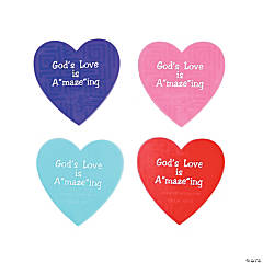 God's Love Maze Puzzles