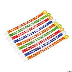 """God's Team"" Friendship Bracelets"