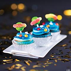 God's Galaxy VBS Solar System Cupcake Recipe Idea
