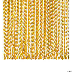 Gold Bead Necklaces