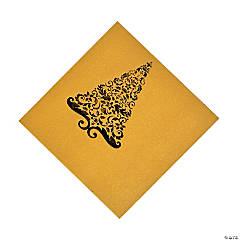 Gold Glitz Luncheon Napkins