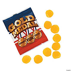 Gold Medal Gummy Fun Packs
