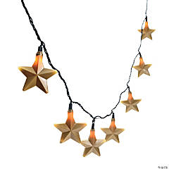 Gold Star Light Set
