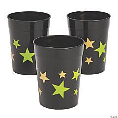 Gold Star Plastic Tumblers