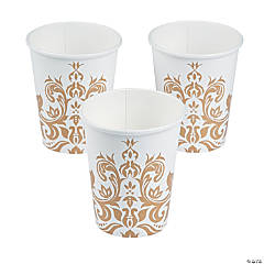 Golden Anniversary Cups