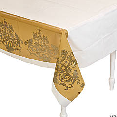 Golden Anniversary Tablecloth