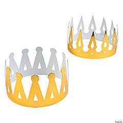 Goldtone Crowns