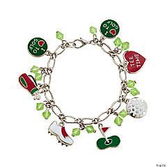 Golf Charm Bracelet Project