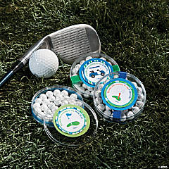 Golf Par-Tee Favor Tags Idea