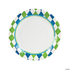 Golf Par-Tee Paper Dinner Plates
