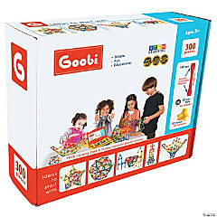 Goobi Magnetic Construction 300-Piece Ultra Pack